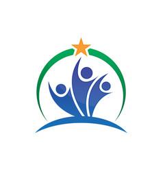 success student school logo image image vector image vector image