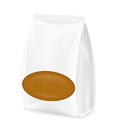 Biscuit in packaging 03 vector