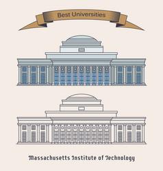 Massachusetts institute technology or mit vector