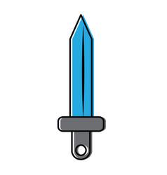 Sword war icon image vector
