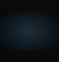 dark abstract background with blue and black vector image