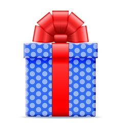 Gift box 01 vector