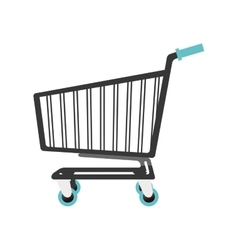 Shopping Cart icon vector image vector image