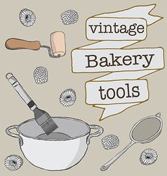 Bakery vector