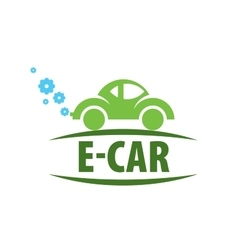 logo car vector image