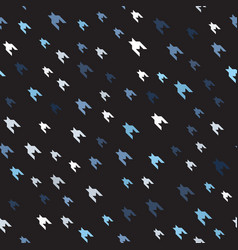 Houndstooth pattern seamless vector