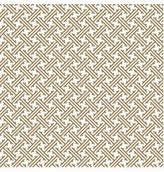 oriental geometric traditional seamless vector image
