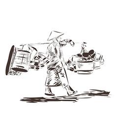 Doodleoriginaldoodle vector