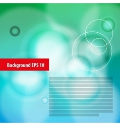 Abstract blur background vector image vector image