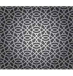 Repeating elements background vector image vector image