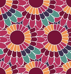 Decorative pattern design vector image vector image
