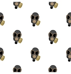 Gas masks icon cartoon Single weapon icon from vector