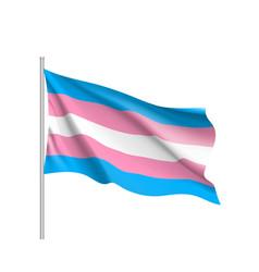 Transgender symbol movement lgbt vector
