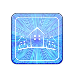 version Real estate icon Eps 10 vector image