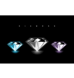 Diamond Design vector image