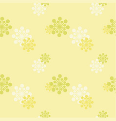 abstract light yellow background vector image