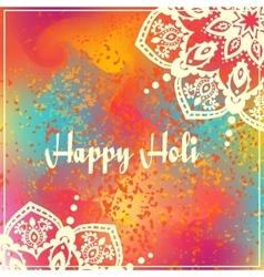 India - Holi vector