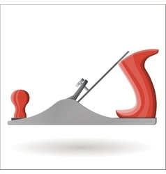 Jointer joiner - wood tool realistic vector image