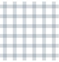 checkered seamless texture vector image vector image