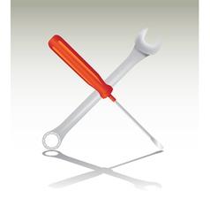 Tool box vector image vector image