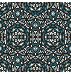 hand drawing abstract pattern vector image