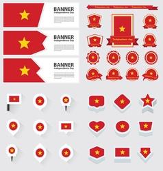 SET vietnam vector