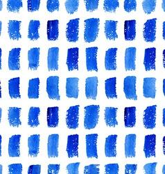 Watercolor modern pattern vector image