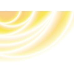 Blurred circles vector