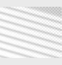 window long shadow effect overlay realistic vector image