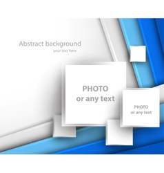 Abstract brochure vector