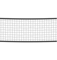 volleyball sport net vector image