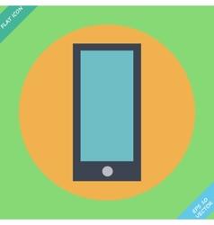 Smart phone icon - vector image