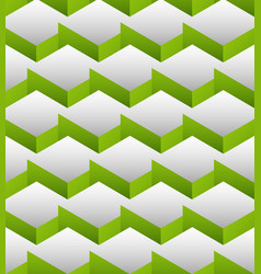 cubes seamlessly repeatable pattern 3d geometric vector image
