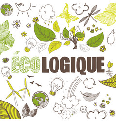 French ecologic vector