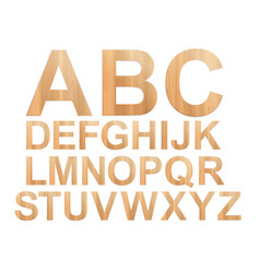 plywood abc vector image