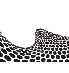 Half pipe wave vector
