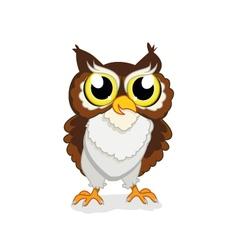Owlet vector
