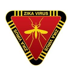 Zika virus sign vector