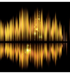 Abstract technology background-shiny sound vector