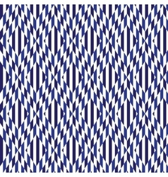 Blue and navy japanese pattern vector