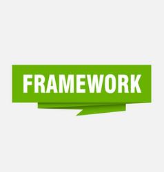 Framework vector