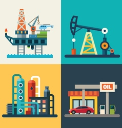 Oil recovery vector