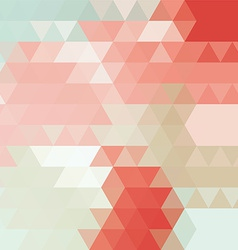 Abstract geometric colorful background pattern vector