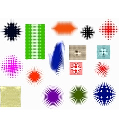 Circle Graphics vector image