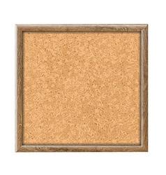 Cork Board vector