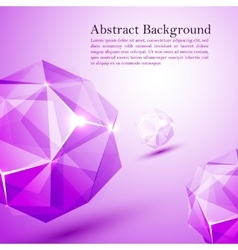 Cristal prism for your vector