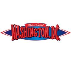 Washington DC Nations Capital vector image
