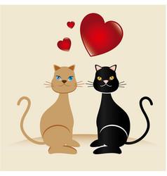 Pet design over beige background vector