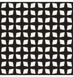 Quadrangle abstract seamless pattern vector