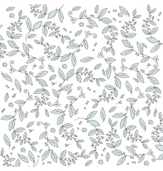 Beautiful olive branches background vector